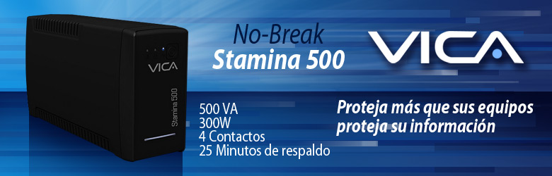 No Break Stamina 500