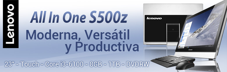 Computadora All In One Lenovo S500z