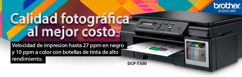 Multifuncional Brother DCP-T300