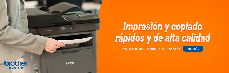 Multifuncional Láser Brother DCP-L5650DN