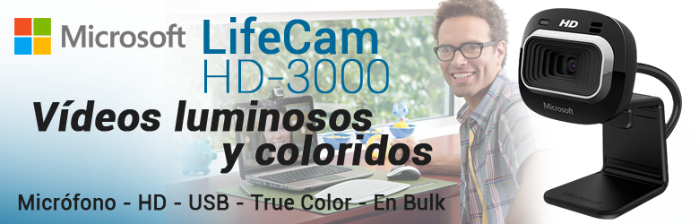 lifecam-hd-3000-microsoft