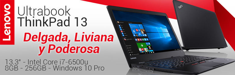 Ultrabook Lenovo ThinkPad 13