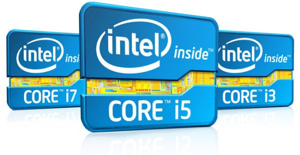 Logo Intel Core