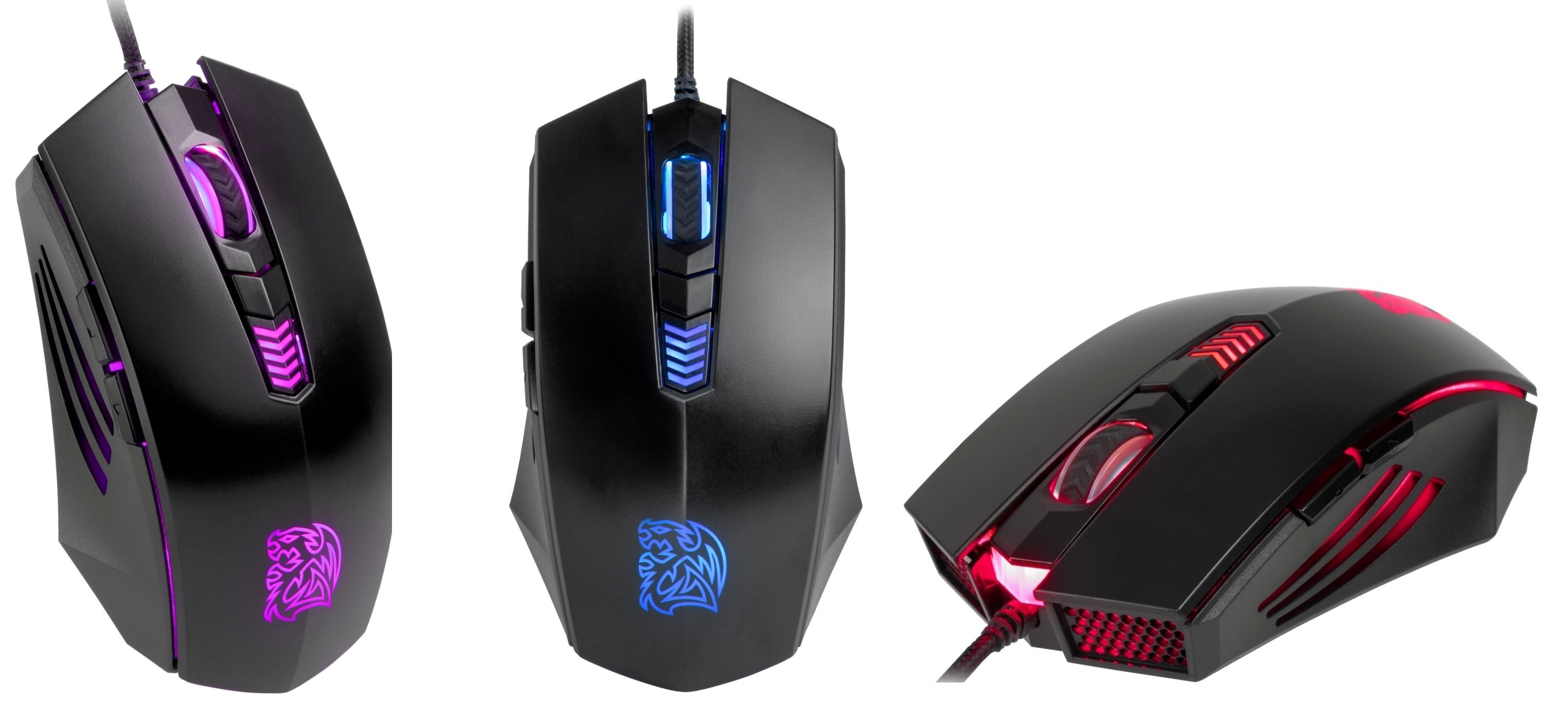 Mouse ThermalTake Commander Varia-Color
