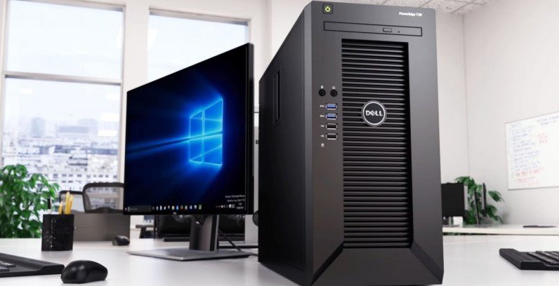 Servidor PowerEdge T30 de DELL