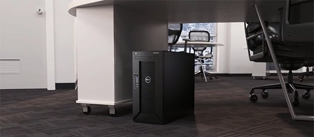 Servidor Tipo Torre PowerEdge T30 DELL
