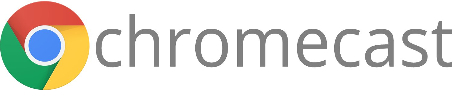 Logotipo Chromecast