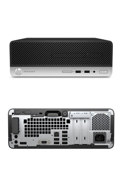 ProDesk 400 G4 SFF - El equipo ideal
