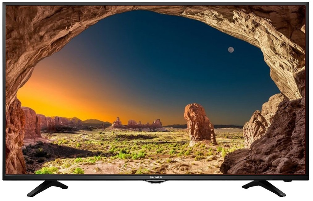 Full High Definition de Pantalla Sharp Smart TV P5000U