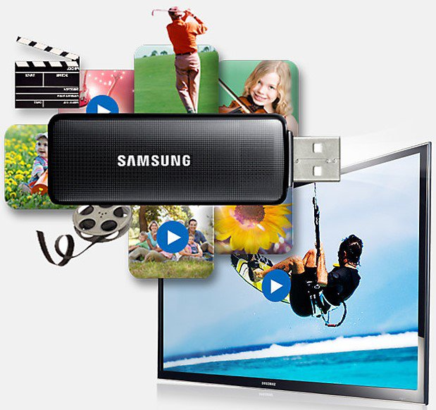 Connect Share Movie de Smart TV J4300A