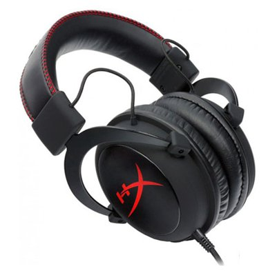Imagen De Diadema Kingston HyperX Cloud Core