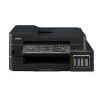 Multifuncional Brother MFC-T910DW - 27ppm Negro - 23ppm Color - Wi-Fi - USB 2.0 - Ethernet - Dúplex - Negro
