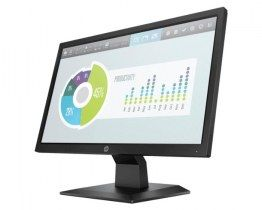 "Monitor HP P204v - 19.5"" - 1600 x 900 - VGA - HDMI"