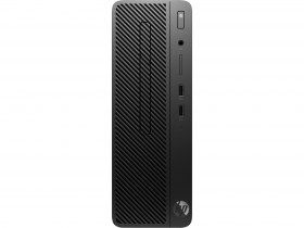Computadora HP 280 G3 SFF - Intel Core i3-9100 - 8GB - 1TB - DVD±RW - Windows 10 Pro
