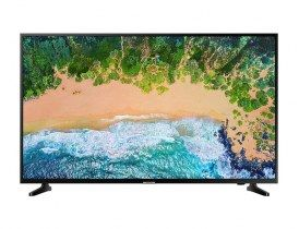 "Pantalla Smart TV Samsung NU7090 - 55"" - 3840 x 2160 - HDMI - USB - 60Hz - 10W"