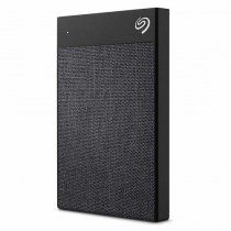 Disco Duro Externo Seagate Backup Plus Ultra Touch - 2TB - USB 3.0 - Mac/Win - Negro