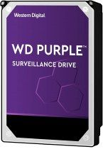 "Disco Duro Interno Western Digital Purple - 3.5"" - 6TB - SATA 3 - 5400 RPM"