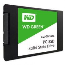 "SSD Western Digital WD Green - 2.5"" - 240GB - SATA 3"